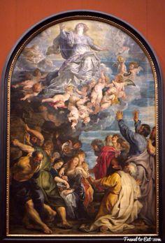 Assumption of the Virgin Mary | Peter Paul Rubens | 1611-1614 | Inv.-Nr. GG_518 | Kunsthistorisches Museum | Vienna
