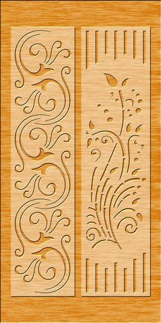 New Curved Digital Screen Wall Ideas Wood Panel Walls, Panel Wall Art, Cnc Cutting Design, Laser Cutting, Jaali Design, Machine Cnc, Room Partition Designs, Cd R, Wood Craft Patterns