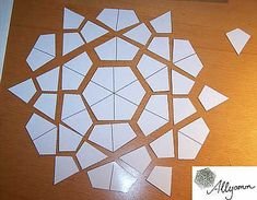 Schablonen für alle möglichen Formen ausdrucken