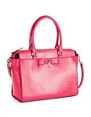 @Kat Ellis spade new york Jeanne Tech-Friendly Tote #KateSpade #handbags #bows