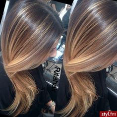 Love the ombre.