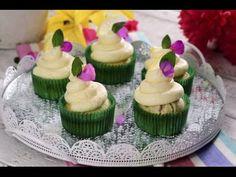 Cupcakes de Limón Amarillo con Chia y Yoghurt Griego