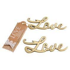 Kate Aspen Love Antique Gold Bottle Opener - (Set of 12), Medium Gold