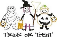Trick or treating ain't what it used to be.