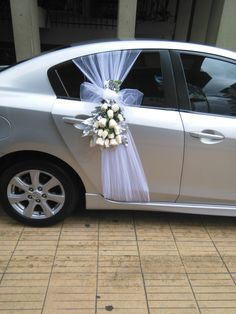 AUTOS PARA BODA, Lifestyles, lifestyles and quality of life The interdependencies and networks developed by the interior … Wedding Arrangements, Wedding Bouquets, Wedding Flowers, Wedding Bells, Diy Wedding, Dream Wedding, Wedding Ideas, Bridal Car, Wedding Car Decorations
