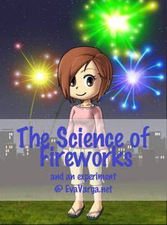The Science of Fireworks ~ Learn about the science of fireworks with this awesome video. How do fireworks work? Where do the cool colors come from? What makes the big explosions? Montessori Science, Science Classroom, Teaching Science, Science Education, Teaching Tools, Science Chemistry, Physical Science, Science Fair, Science Lessons