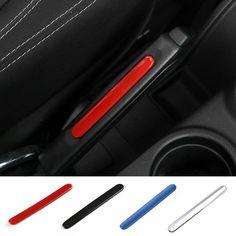 Interior Accessories Copiloto Co-Driver ABS Door Handle Trim Cover for Jeep Wrangler JK 2011-2015 Red/Black/Silver/Gold