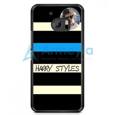 Harry Styles One Direction Cool Photo HTC One M10 Case | armeyla.com