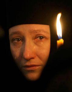 Εικόνα Church Icon, Orthodox Christianity, Eucharist, Spiritual Warfare, Chiaroscuro, Woman Face, Jesus Christ, Catholic, Photography