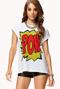Forever 21 cute!graphic tee