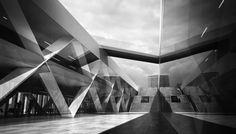 - Perflections - Aedas - Linkong/China, 2014 by Mir