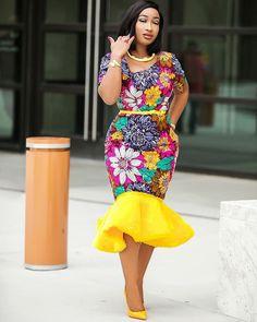 African print dress,african clothing for women, ankara pencil dress,african dres. from Diyanu - Ankara Dresses, Shirts & African American Fashion, African Fashion Ankara, African Print Dresses, African Dresses For Women, African Print Fashion, African Attire, African Wear, Ghanaian Fashion, African Outfits