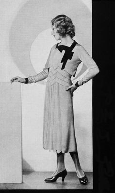 Dress 1930s