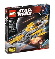 LEGO Star Wars Anakin's Jedi Starfighter LEGO http://www.amazon.com/dp/B000WNYPII/ref=cm_sw_r_pi_dp_KgUNtb19B1BZYZNM