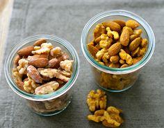 Prøv Berit Nordstrand sin sunne snacks!