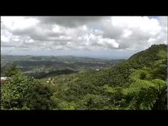 Un video breve de Espanol Santillana. P.R. es rico por historia, cultura, y naturaleza. Viejo San Juan, El coqui, El agua luminosa, Cuevas de Camuey