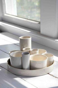 The modern pottery studio / Ceramics
