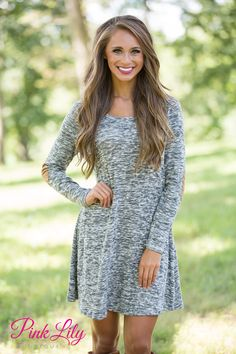 This sweet dress is so soft and wonderful - you'll never want to take it off!