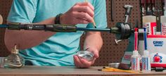 Check out this list of life-saving tools to see all the helpful upgrades available for your rod building system.