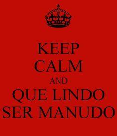 Keep Calm Manudo Lda