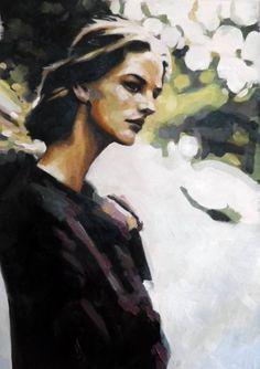 Thomas Saliot - Intense girl