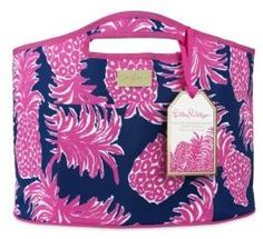 Lilly Pulitzer Flamenco Beverage Bucket