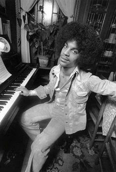 Prince Rogers Nelson, people. Need I say more?