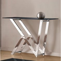 Glass Hall Table cesare lacca | mid century modern | pinterest | auction and design