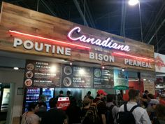Photos for Canadiana Poutine, Bison, Peameal Bacon Peameal Bacon, Poutine, My Land, Bison, Toronto, Broadway Shows, Canada, Neon Signs, Photos