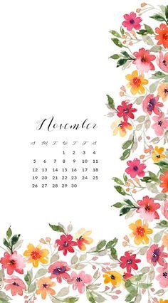 free-november-phone-wallpaper.jpg 465×840 пикс