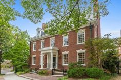 8 Things You Should Know About Kalorama, the Obamas' New Neighborhood- TownandCountrymag.com