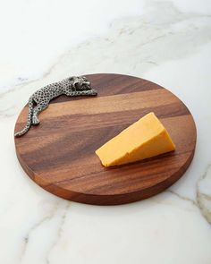 Shop Leopard Cheese Board from Vagabond House at Horchow, where you'll find new lower shipping on hundreds of home furnishings and gifts. Wooden Cheese Board, Cheese Boards, Kitchenware Set, Acacia Wood, Serveware, Butcher Block Cutting Board, Kitchen Dining, Dining Room, Home Furnishings