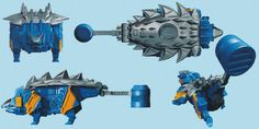 I searched for power rangers dino charge ankylo zord images on Bing and found this from http://www.rangercentral.com/database/2015_dinocharge/prdc-zords.htm