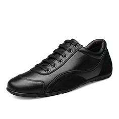 Cheap shoes sport shoes, Buy Quality shoe dog directly from China shoes away Suppliers: Genuine Leather Men Flats ,Plus Size Comfortable Men Casual Flat Shoes ,Handmade Fashion driving shoes sapatos masculinos Mocassin Shoes, Leather Loafer Shoes, Leather Sneakers, Loafers Men, Leather Men, Men Sneakers, Fashion Business, Business Shoes, Winter Sneakers