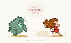 https://www.behance.net/gallery/22556939/Think-positive-illustrations