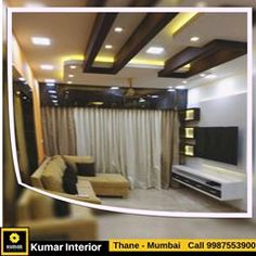 We specialize in residential interior In Thane!  Give your space to us for just 45 days and we design it for you as per your requirement with quality in budget and delivery on date commitment....... Thane - Mulund - Powai  More details call Mr Kumar 9987553900 -or visit our website.. www.kumarinterior.in  #thane #lodha #lodhasplendora #lodhaamara #interiordesigner #homedecor #homedesigner #homedesigners
