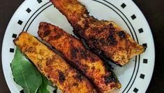 Fried Fish Recipes, Seafood Recipes, Sweet Pickles, Tilapia, Red Fish, How To Dry Oregano, Fresh Lemon Juice, Tandoori Chicken