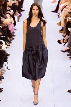 Chloe Fall RTW 2012 at Paris Fashion Week