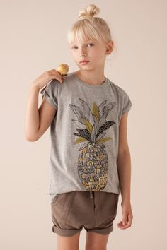 Ananas robe Soft Gallery