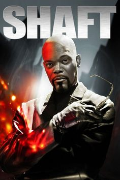 Shaft They need a poster with Jeffrey Wright.