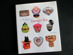 The Art of the Limoges Box Hardcover 2003 by Nancy du Tertre, Nancy Du Terre
