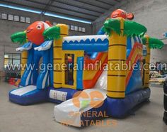 Nimo bouncer #nimoinflatable #bouncehouse