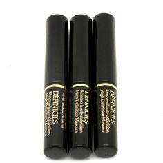 454262def50 Set of 3 Definicils High Definition Mascara Black 007 Oz Travel Size *  Click on the