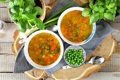 Nyári zöldségleves Tasty, Yummy Food, Mexican, Ethnic Recipes, Soups, Seasons, Drink, Summer, Vegetarian Recipes