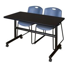Regency 3 Piece Kobe Training Table Set