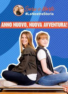 Sara e Marti – streaming Tv Disney Channel, Youtuber, Film, Aurora, Movies, Asia, Poster, Movie, Film Stock