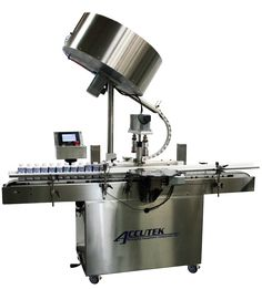 Packaging equipment offered by Accutek can handle large assortments of different products. Here, we serve the packaging industry with no less than the best services.