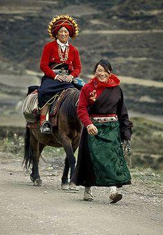 Pilgerreise nach Lhasa.