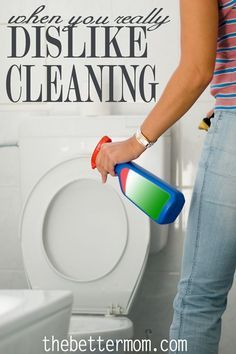 For many moms, cleaning is just one more task that has to get done each day. And the goal is to get it done as fast as humanly possible. Do walk around loathing this duty? Here's a gentle reminder that our daily chores and house upkeep are an act of service done in love for our family.