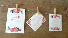 DIY Wedding Invitations – Printables